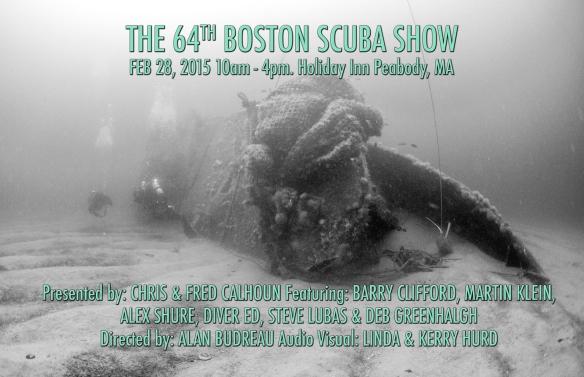 Boston Scuba Show 2015